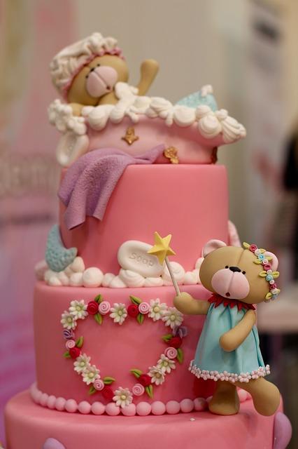 עוגות יום הולדת המעוצבות בצורה הכי יפה שראיתם!